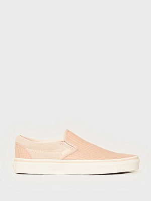 Vans Classic Slip-On (Multi Woven) Rosa