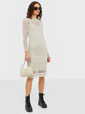 Y.a.s Yasharper 7/8 Knit Midi Dress Ft