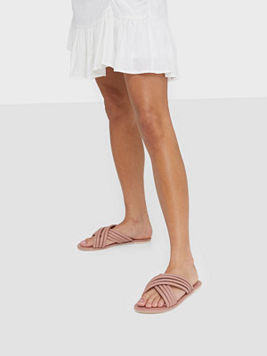 NLY Shoes Multistrap Flat Sandal