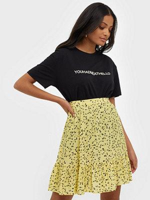 MOSS Copenhagen Jillian Short Skirt AOP
