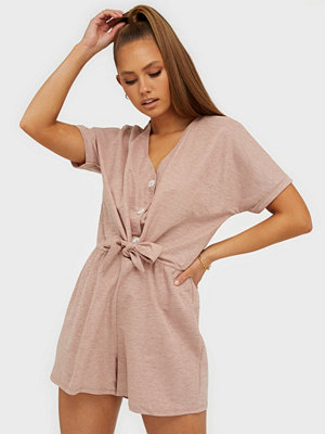 Only Onlbarbara S/S Playsuit Jrs
