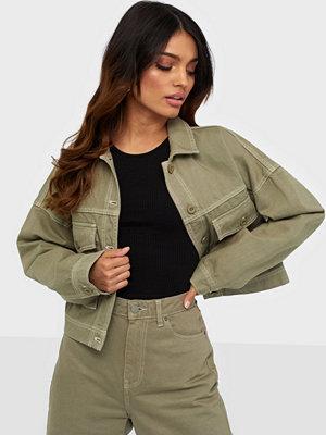 Dr. Denim Yoko Utility Jacket
