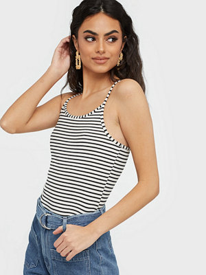 Pieces PCALICIA STRAP TOP BC
