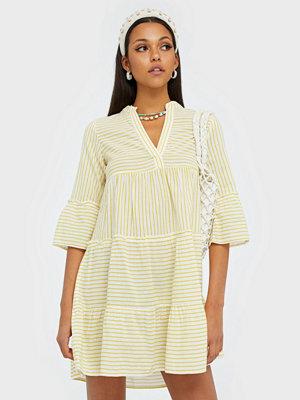 Vero Moda Vmheli 3/4 Short Dress Wvn Ga