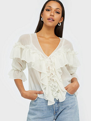 NLY Trend Just Butterflies Blouse
