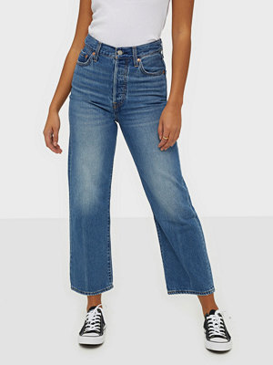 Jeans - Levi's RIBCAGE STRAIGHT ANKLE AT THE