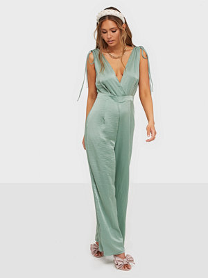 Jumpsuits & playsuits - Vila VIFLOATING S/L JUMPSUIT/DC/SU
