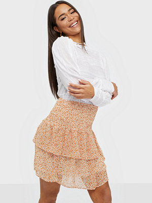 Pieces Pcanabelle Smock Skirt Bc