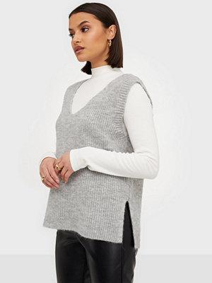 Tröjor - Only Onlcora Vest Ex Knt