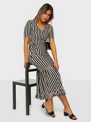 Selected Femme Slfsabine 2/4 Sleeve Midi Dress B