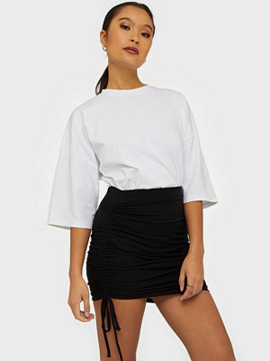 NLY Trend Drawstring Rib Skirt