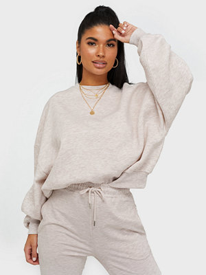 NLY Trend Perfect Chunky Sweater Light Beige