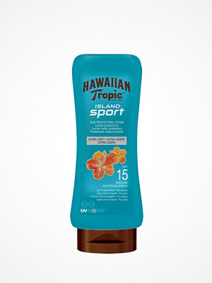 Solning - Hawaiian Tropic Island Sport Lotion SPF15 180 ml