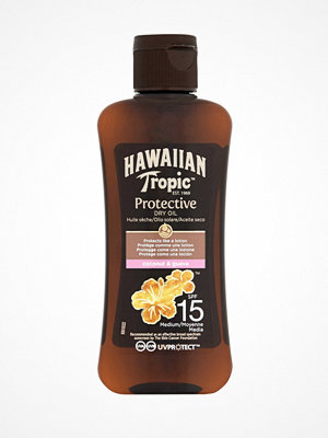 Solning - Hawaiian Tropic Protective Oil SPF15 100 ml