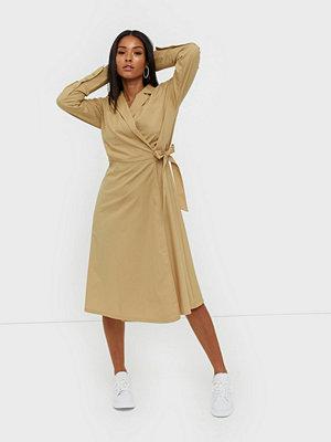MOSS Copenhagen Charlie LS Wrap Dress