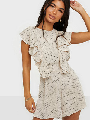 Ax Paris Spotty Playsuit
