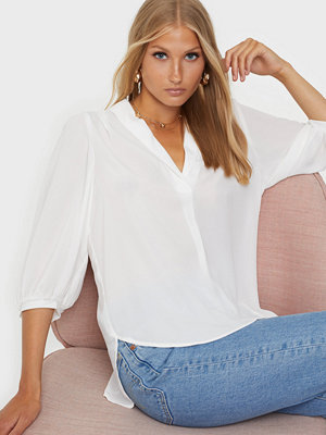 Selected Femme Slfdylana 3/4 Top Camp Ex
