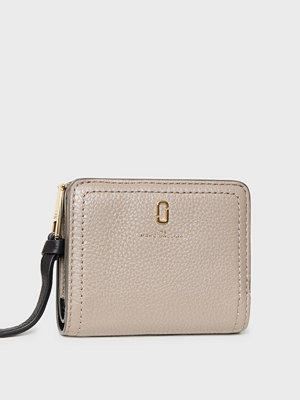 Marc Jacobs (THE) svart väska Mini Compact Wallet