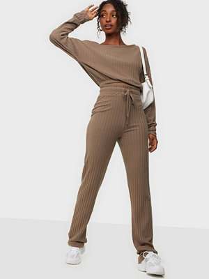 Jumpsuits & playsuits - NLY Trend Slouchy Shoulder Set