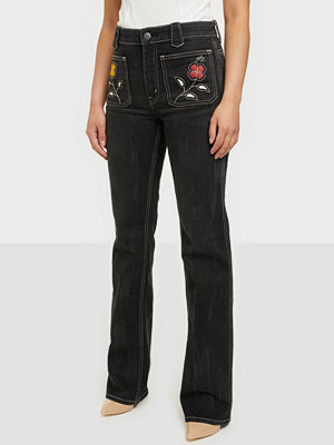 Polo Ralph Lauren Jenn Flare-Denim