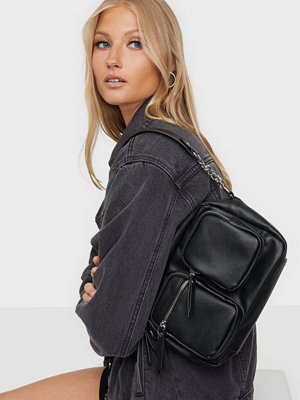 Pieces svart axelväska Pcmelira Cross Body