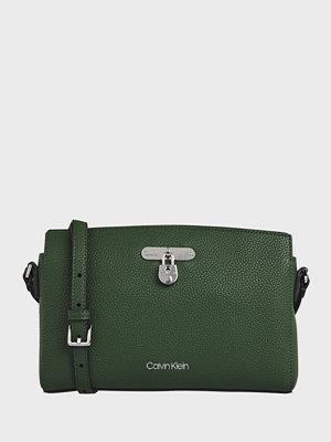 Calvin Klein omönstrad axelväska Dressed Business Ew Crossbody