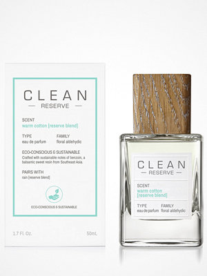Parfym - Clean Clean Reserve Warm Cotton EdP 50ml