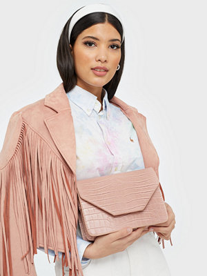 Unlimit persikofärgad axelväska Shoulder bag Rosemary