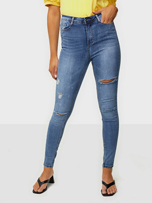 Missguided Vintage High Waist Jeans
