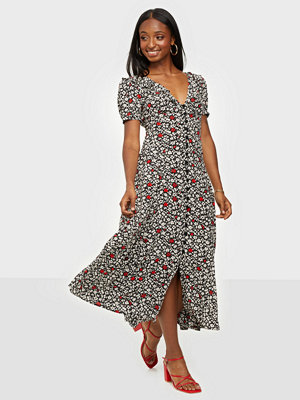 Polo Ralph Lauren Printed Short Sleeve Dress