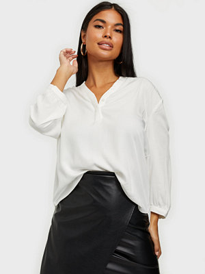 Object Collectors Item Objbaya 3/4 V-Neck Blouse Noos