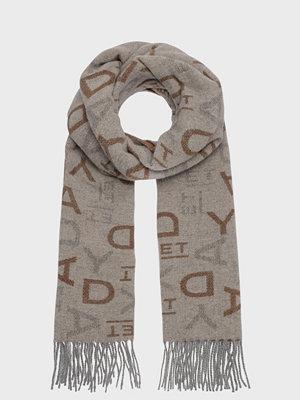 Halsdukar & scarves - Day Et Day Slender Logo Rotate