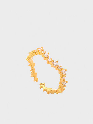 Lily and Rose ring Petite Capella Rin Gold