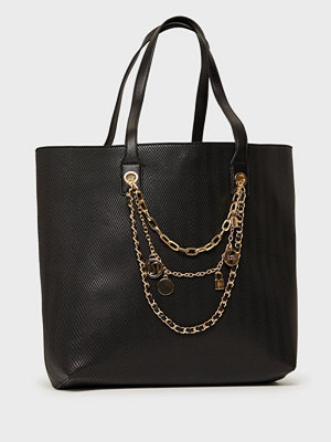 River Island Charm Chain Shopper