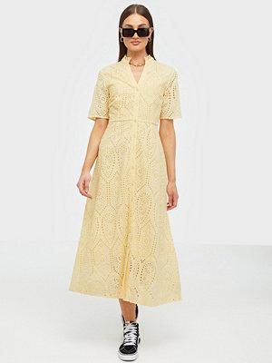Y.a.s Yasholi Ss Long Shirt Dress S.