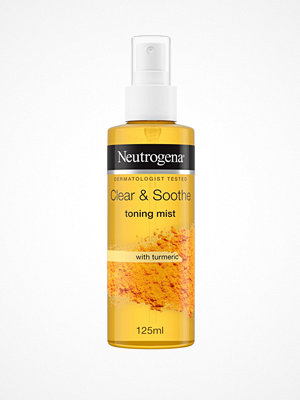 Neutrogena Clear & Soothe Toning Mist 125 ml