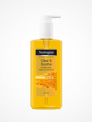 Neutrogena Clear & Soothe Micellar Jelly Make-up Remover 200 ml