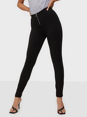 Leggings & tights - Only Onltia-Zip Legging Pnt