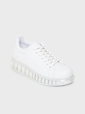 Sneakers & streetskor - NLY Shoes Translucent Retro Sneaker