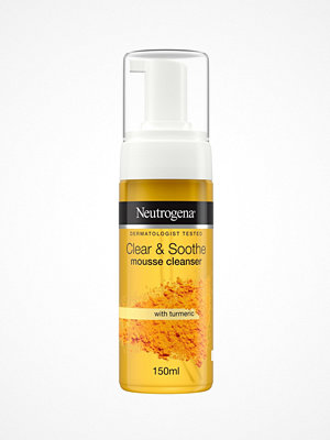 Neutrogena Clear & Soothe Mousse Cleanser 150 ml