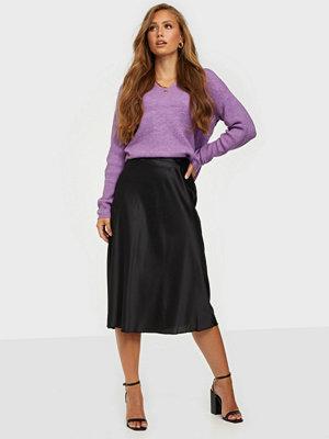 Vero Moda Vmchristas Satin H/W Skirt Vip