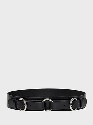 Bälten & skärp - Only Onlabigail Leather Waist Belt Cc