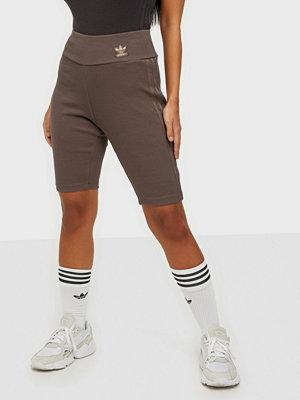 Shorts & kortbyxor - Adidas Originals Short Tight Brown
