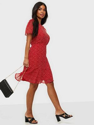 Vero Moda Vmnora S/S Short Dress Exp