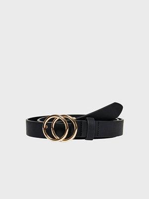 Bälten & skärp - Only Onlrasmi Pu Jeans Belt Noos