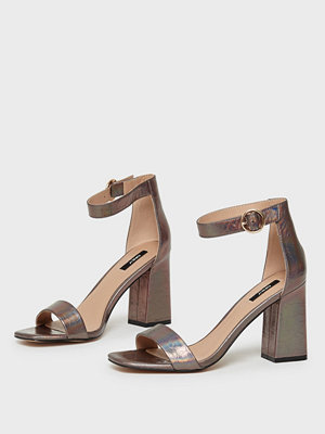 Only Onlalyx-2 Pu Heeled Sandal