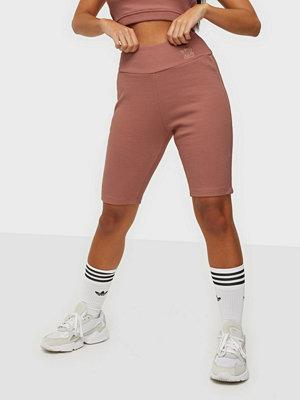 Shorts & kortbyxor - Adidas Originals Short Tight Pink