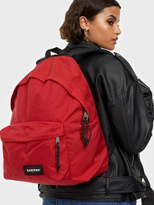Eastpak röd ryggsäck Padded Pak'R Red