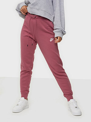 Nike omönstrade byxor W Nsw Essntl Pant Tight Flc