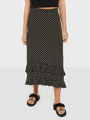 Pieces Pcasta Hw Midi Skirt D2D
